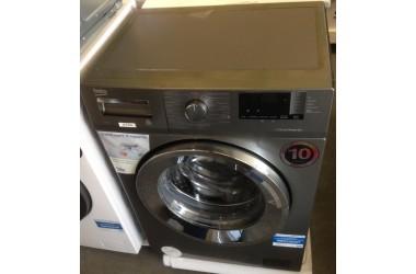 Beko wasmachine 44 cm diep 7 kg grijs