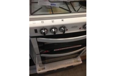 Belling gasfornuis met dubbel oven