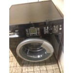 Bosch wasmachine 8 kg kleur zwart   1400 toeren