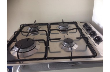 inbouw kookplaat merk Etna zo goed  als nieuw