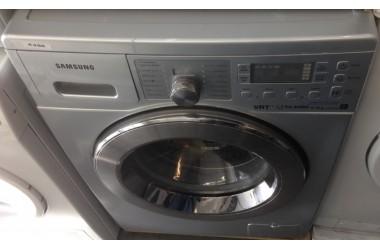 samsung wasmachine grijs 8kg eco bubble