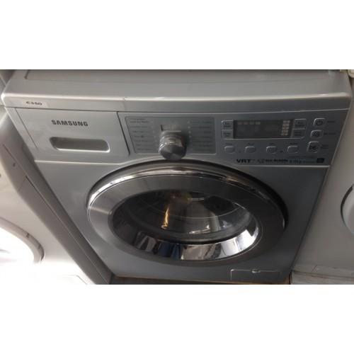 samsung wasmachine grijs 8kg eco bubble witgoedshop utrecht. Black Bedroom Furniture Sets. Home Design Ideas