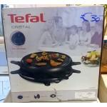 Tefal Cristal Gourmetstel (nooit gebruikt)